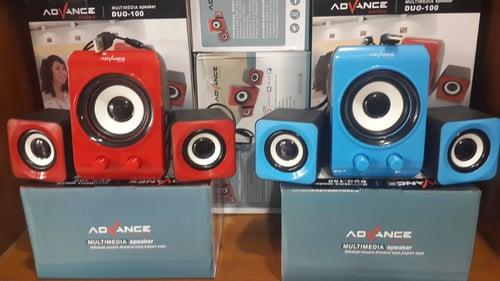 ADVANCE Speaker USB Duo 100