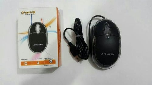APOLLYON Mouse USB Standar