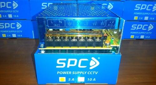 SPC Power Supply CCTV 5A