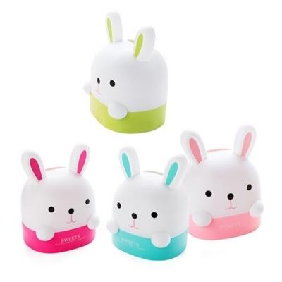 Tempat Tisu Anak Kelinci / Rabbit / Bunny Lucu Cantik Unik Anti Debu