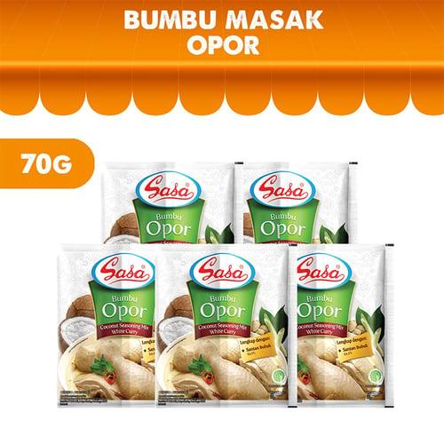 SASA Bumbu Opor 70g 5 Pcs