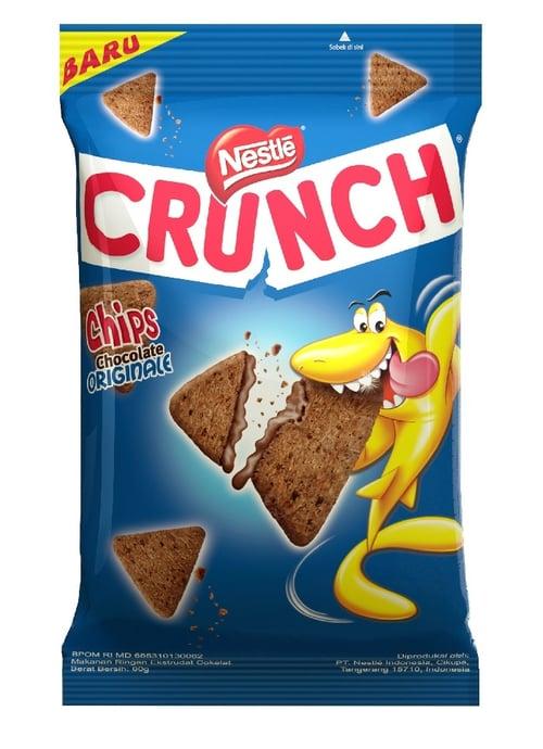 NESTLE CRUNCH Chips 60g