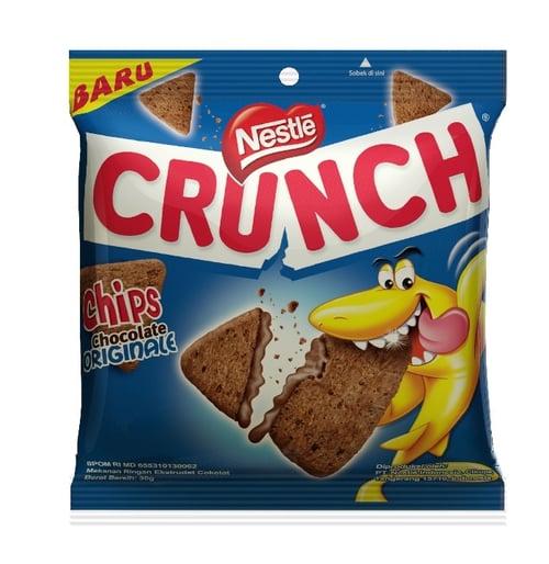 NESTLE CRUNCH Chips 30g