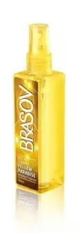 BRASOV Body Mist 100ml - Yellow Paradise