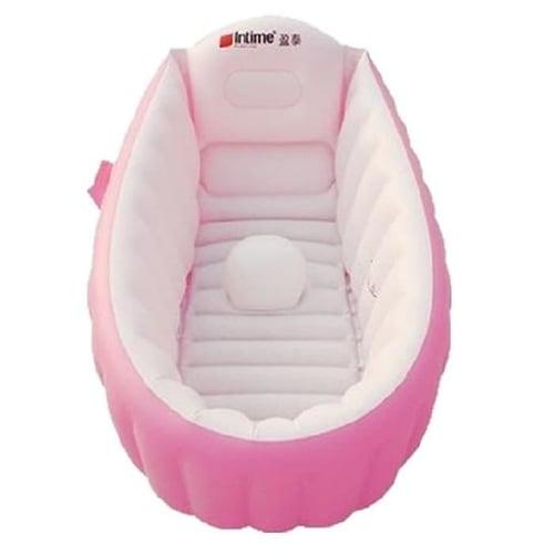 INTIME Bak Mandi Bayi Bonus Pompa