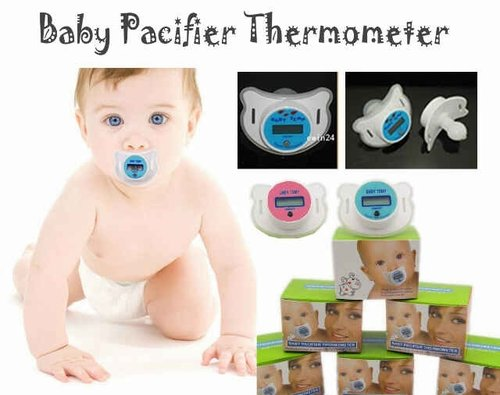 GBS Pacifer Thermometer Anak