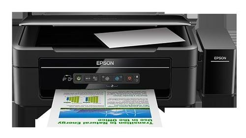 Printer Epson Wireless All in One L405 Wifi Print, Scan, Copy