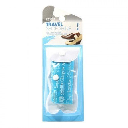 COLOLITE Travel Shoe Shine Neutral 12pcs