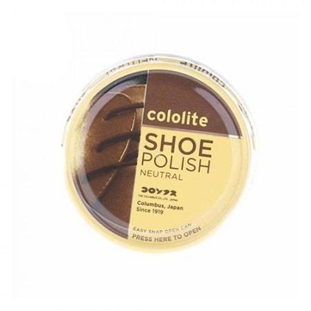 COLOLITE Shoe Polish Neutral 12pcs