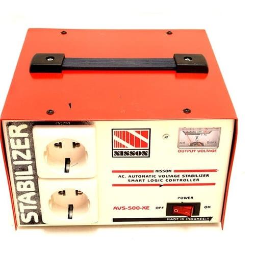 Nisson SVS500E Automatic Voltage Stabilizer