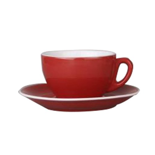 ZEN Cangkir Coffee Chilli Red diameter 16 cm