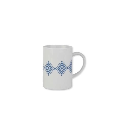 ZEN x Gayatri Wibisono Mug East Sumba Blue 325 mL