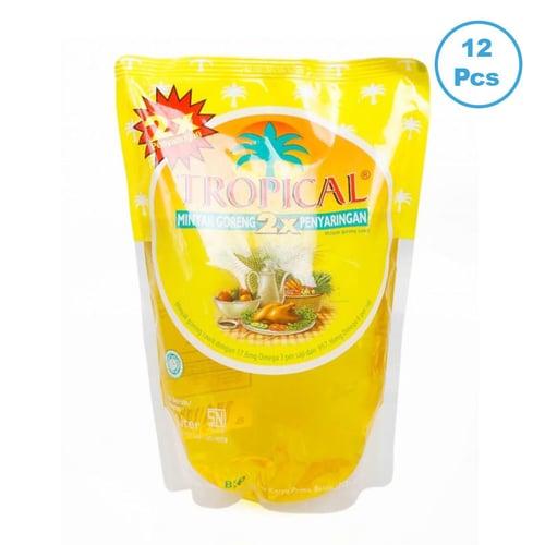 TROPICAL Minyak Goreng Pouch 2L