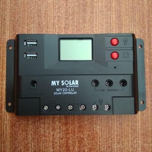 Solar Charge Controller My Solar 20a Pwm MY