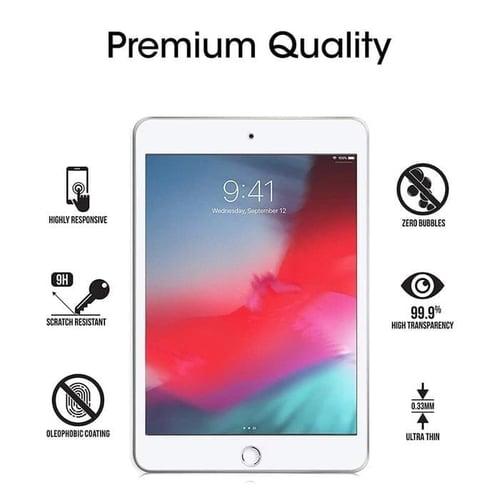 Tempered Glass iPad Mini 5 2019 7.9 inch Clear Glass HD