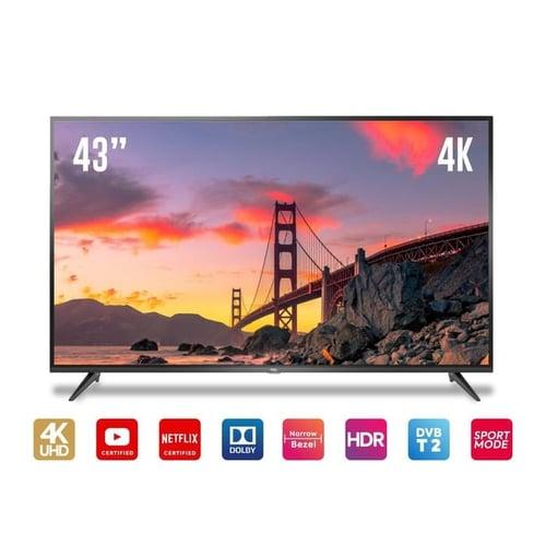 LG TV ULTRA HD 4K TV 43 UK6500 TV WebOs Magic Motion Remot