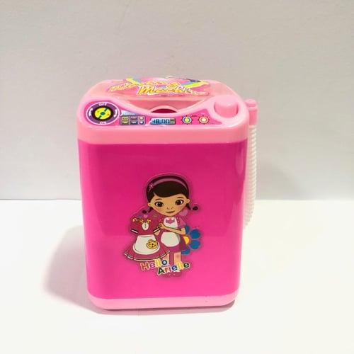 Mainan Mesin Cuci Anak / Mesin Cuci Makeup Sponge Brush