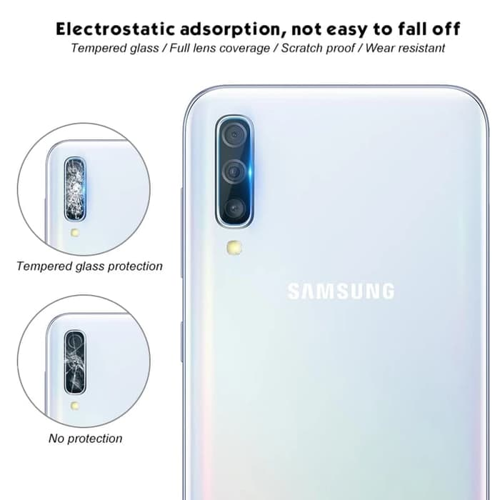 Samsung S10 Plus Camera Tempered Glass anti gores kamera (Real Tempered)