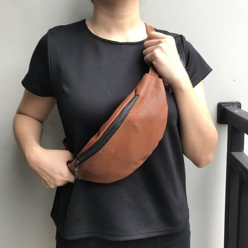 tas wanita selempang import cewek sale SUN WAISTBAG