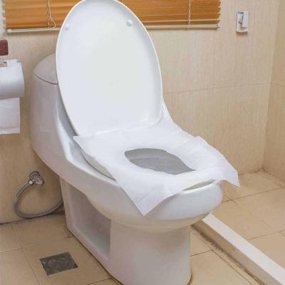 Disposable Toilet Cover / Alas Toilet / Dudukan Closet Tahan Air Untuk Perjalanan / Travel
