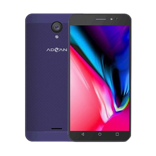 Advan S5E 4GS - 2GB/16 GB - Blue