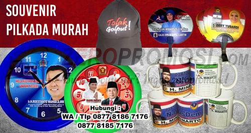 Souvenir Promosi Pilkada Termurah - Cetak Custom