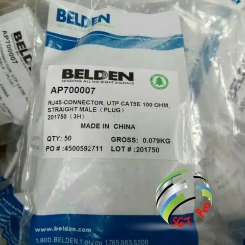 Belden Conector RJ 45 Cat5E
