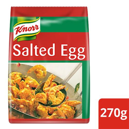 KNORR Golden Salted Egg Powder 270gr