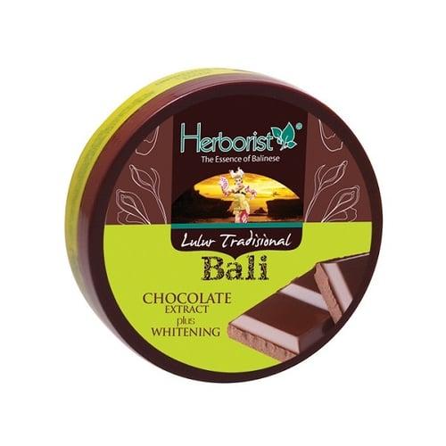 Herborist Lulur Chocolate 100g