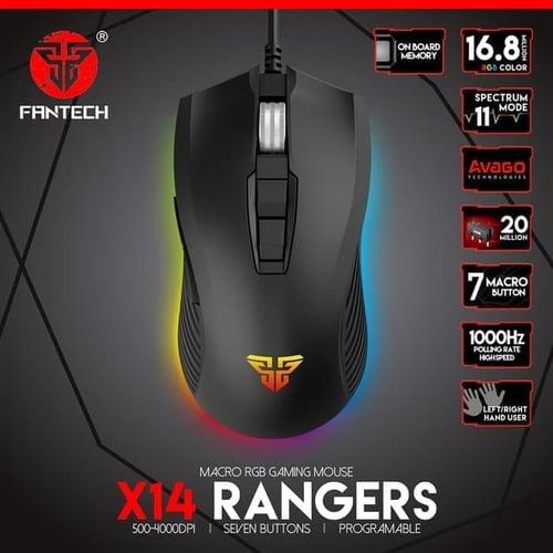 Fantech Rangers X14 Gaming Mouse