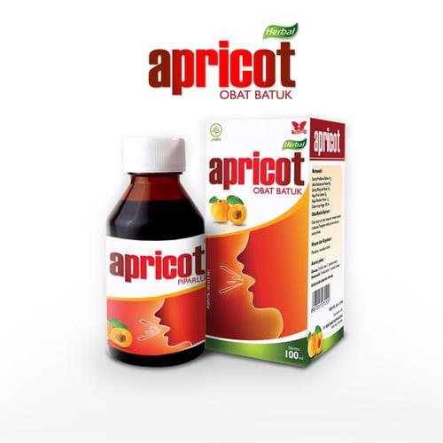 Apricot Obat Batuk Herbal Cair Botol Untuk Dewasa N Anak