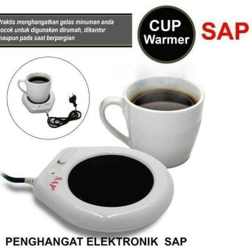 Sap Penghangat Cangkir / Cup Warmer Sap