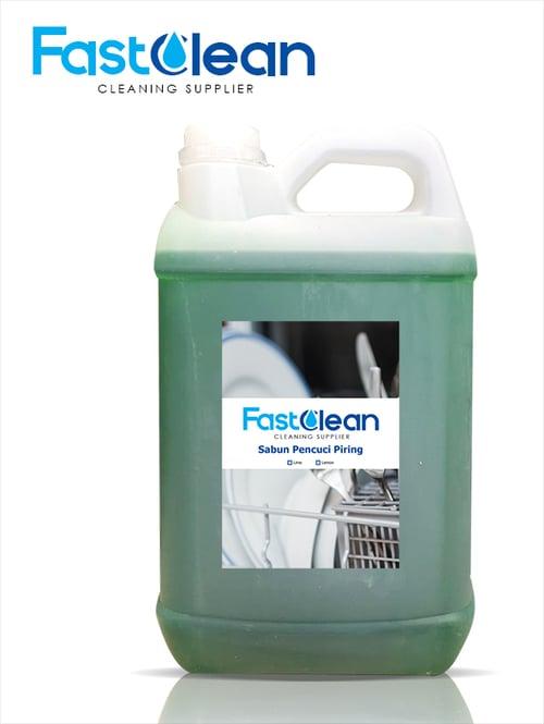 Fastclean Sabun cuci piring /Dishwash 5 Liter