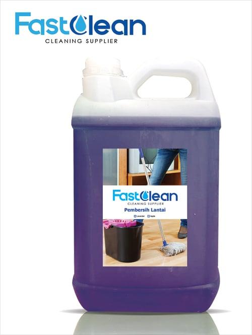 FastClean Pembersih Lantai / Floorcleaner 5 Liter