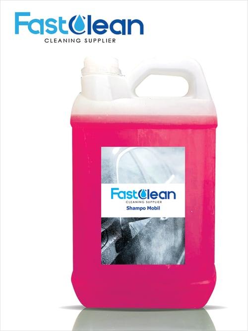 FastClean Carwash Snow 5 Liter