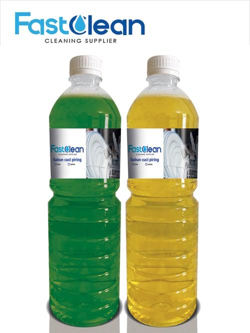Fastclean Sabun cuci piring /Dishwash 1 Liter