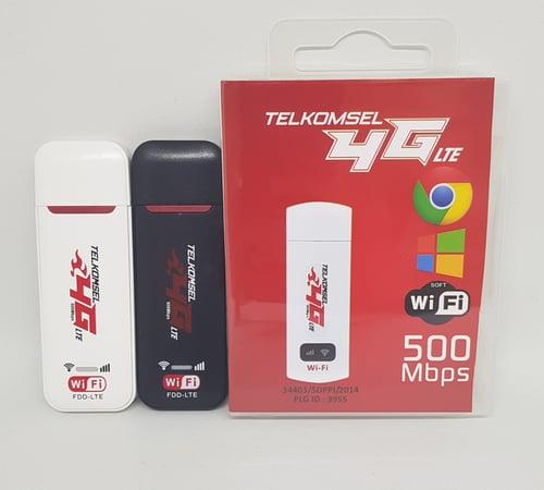 Modem Wifi 4G LTE Telkomsel Flash Unlock All GSM