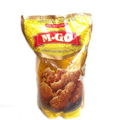 M-GO Minyak Goreng Refill 1800 ml