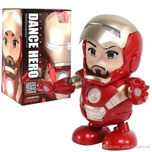 Avenger Iron Man Smart Dance Robot Super Hero