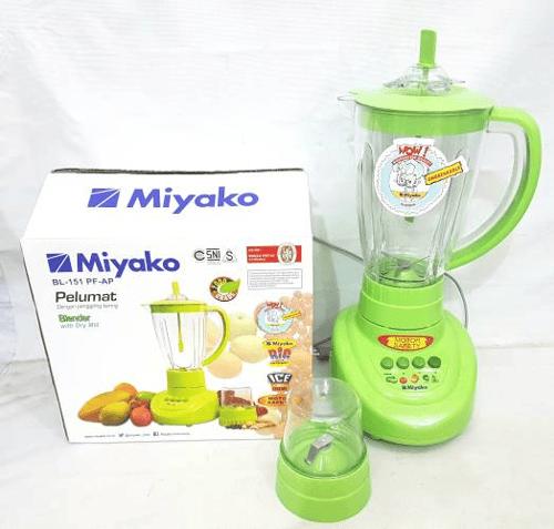 Miyako Blender Plastik 1,5L BL151PF/AP