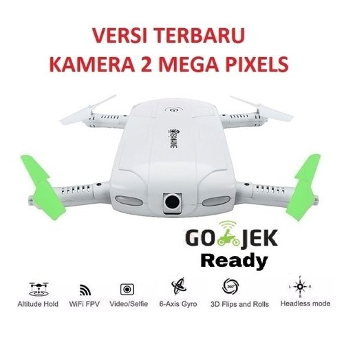 Eachine Eachine E50 2MP WIFI FPV Selfie Drone With Beauty Mode