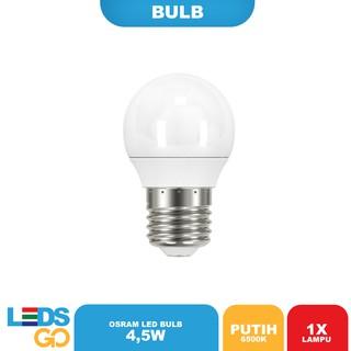 OSRAM Lampu Bohlam LED 4,5 Watt Putih