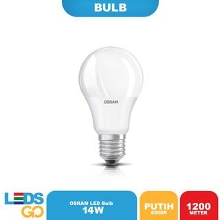 OSRAM Lampu Bohlam LED 14 Watt Putih