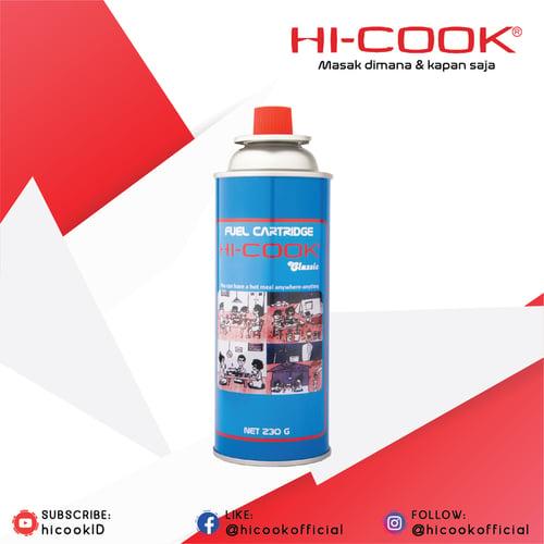 Hi-Cook Gas Cartridge 230 gram