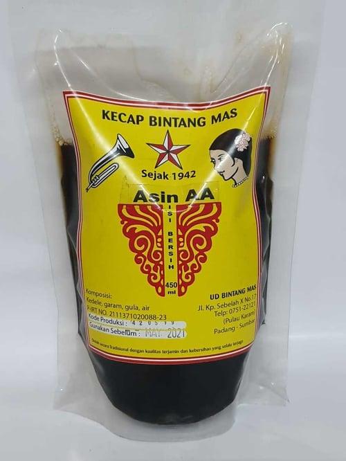 BINTANG MAS Kecap Asin AA Pouch