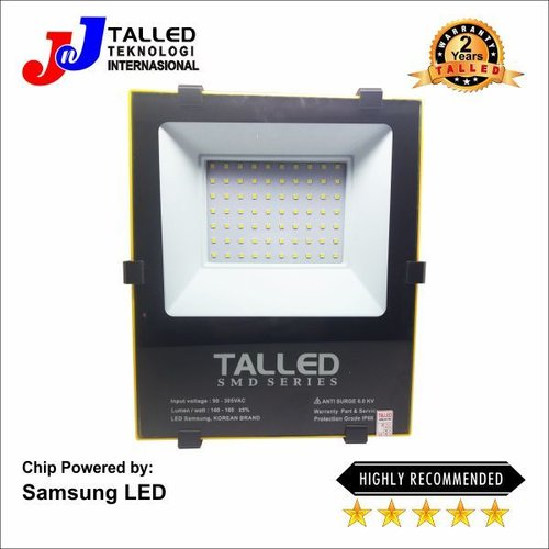 Lampu Sorot 50W  Chip Powered By SAMSUNG TALLED