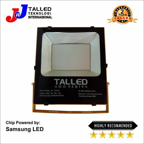 Lampu Sorot 100 Watt Chip Powered by SAMSUNG TALLED - Putih