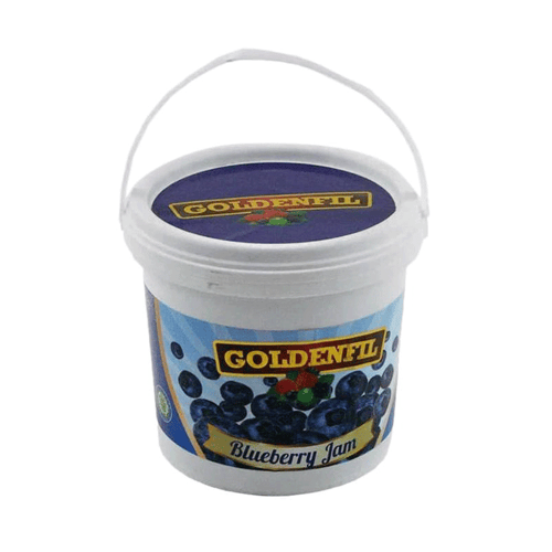 GOLDENFIL Blueberry Jam 1000 gr