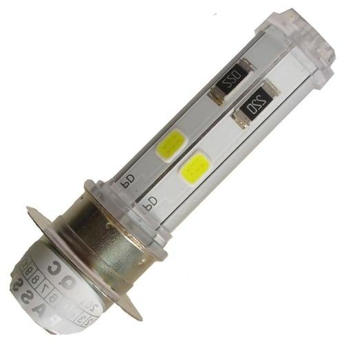 Lampu Depan LED H6 AC DC 7 Warna