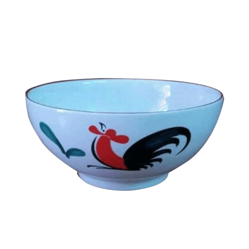 KOPIN Mangkuk Ayam Kukuruyuk 6B